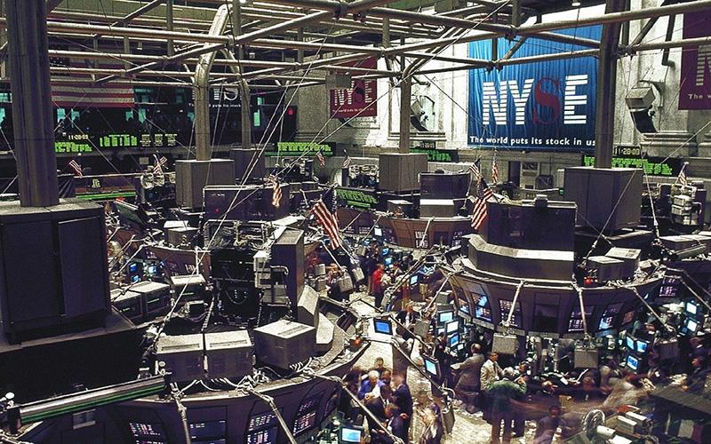 stock exchange investing wealth